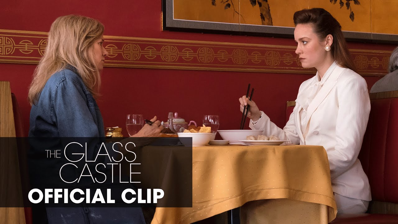 """The Glass Castle (2017) Official Clip """"Lifestyle"""" – Brie Larson, Naomi Watts"""