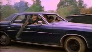Terror Squad Epic Car Chase - Chuck Connors - 1988