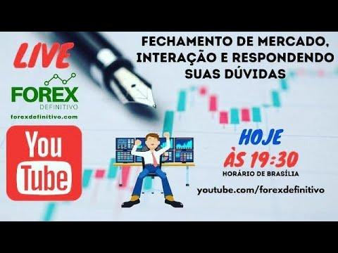Dia de negociação forex live youtube