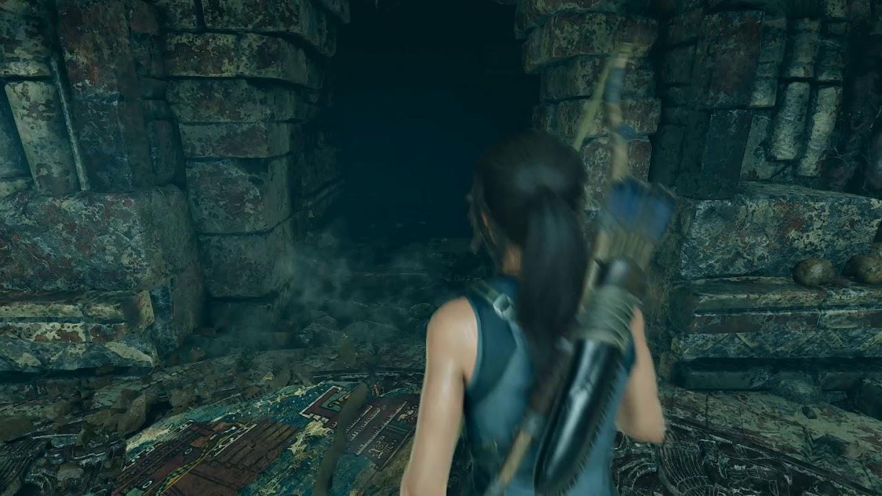 Tomb Raider: Legend Remastered Graphics Mod - Gameplay