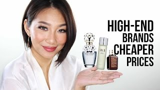 Where To Buy CHEAPER High-End Brands Online Shop + GIVEAWAY! | Raiza Contawi