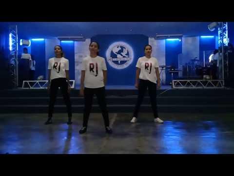 Coreografia Cristiana 2018 Esto Suena Bien + Trapstorno + Dios Nunca Falla