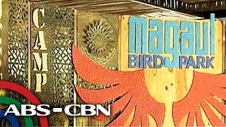 Bird park sa Subic, dinayo ng 'Tara, Grets'