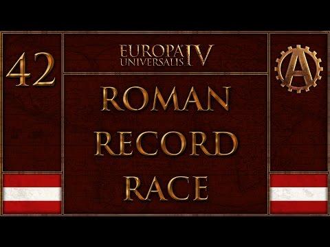EUIV The Holy Roman Record Race 42