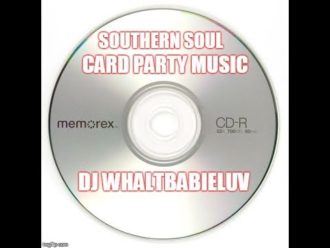 "Southern Soul / Soul Blues / R&B Labor Day Mix 2017 - ""Card Party Music"" (Dj Whaltbabieluv)"