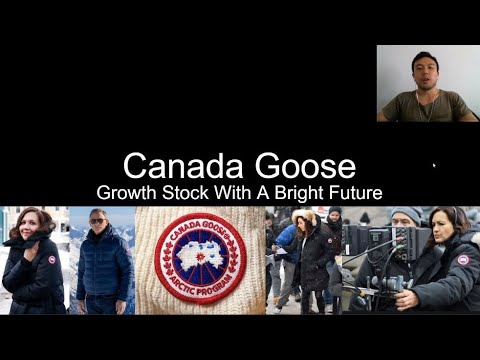 Canada Goose - Growth Stock With A Bright Future!