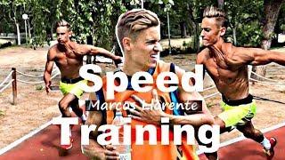 Marcos Llorente: A Footballers Gym Workout Prt18