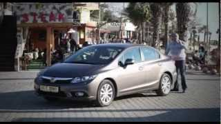 Honda Civic Sedan  Тест-драйв 2012