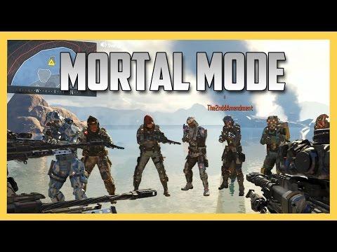Mortal Mode - Hearing Loss.
