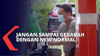 Perencanaan New Normal, Pemerintah Tak Boleh Gagap Seperti Awal Pandemi Di Indonesia