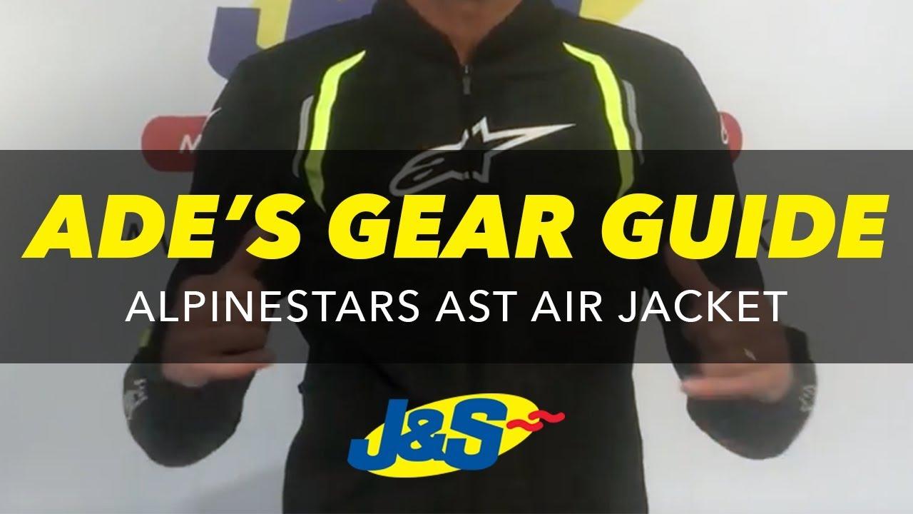 Ast Air Giacca Alpinestars