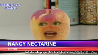 Annoying Orange: Full Kitchen Intruder Song (free MP3 download!) (Subtitulado al español)