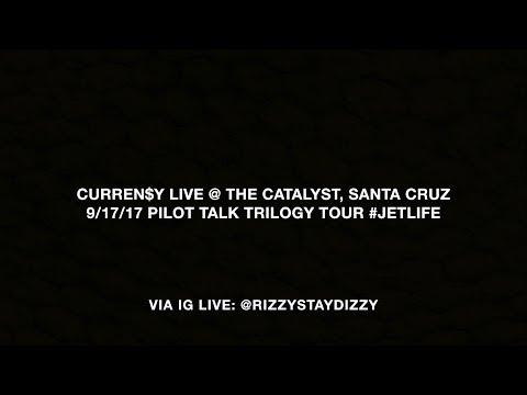 CURREN$Y LIVE @ THE CATALYST, SANTA CRUZ, CA 9.17.17