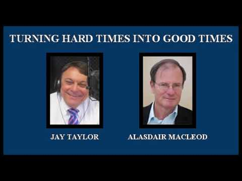 Alasdair Macleod Valuing Gold In A World Awash With Dollars