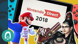 2018 Nintendo Games to be Excited For (& What They DIDN'T Talk About)