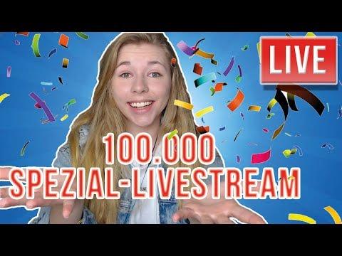 100.000 Special – Livestream!