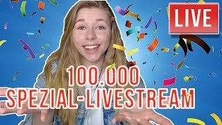 100.000 Special - Livestream!
