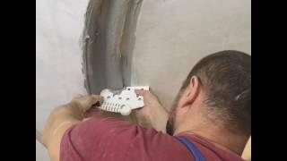 видео лепнина потолка