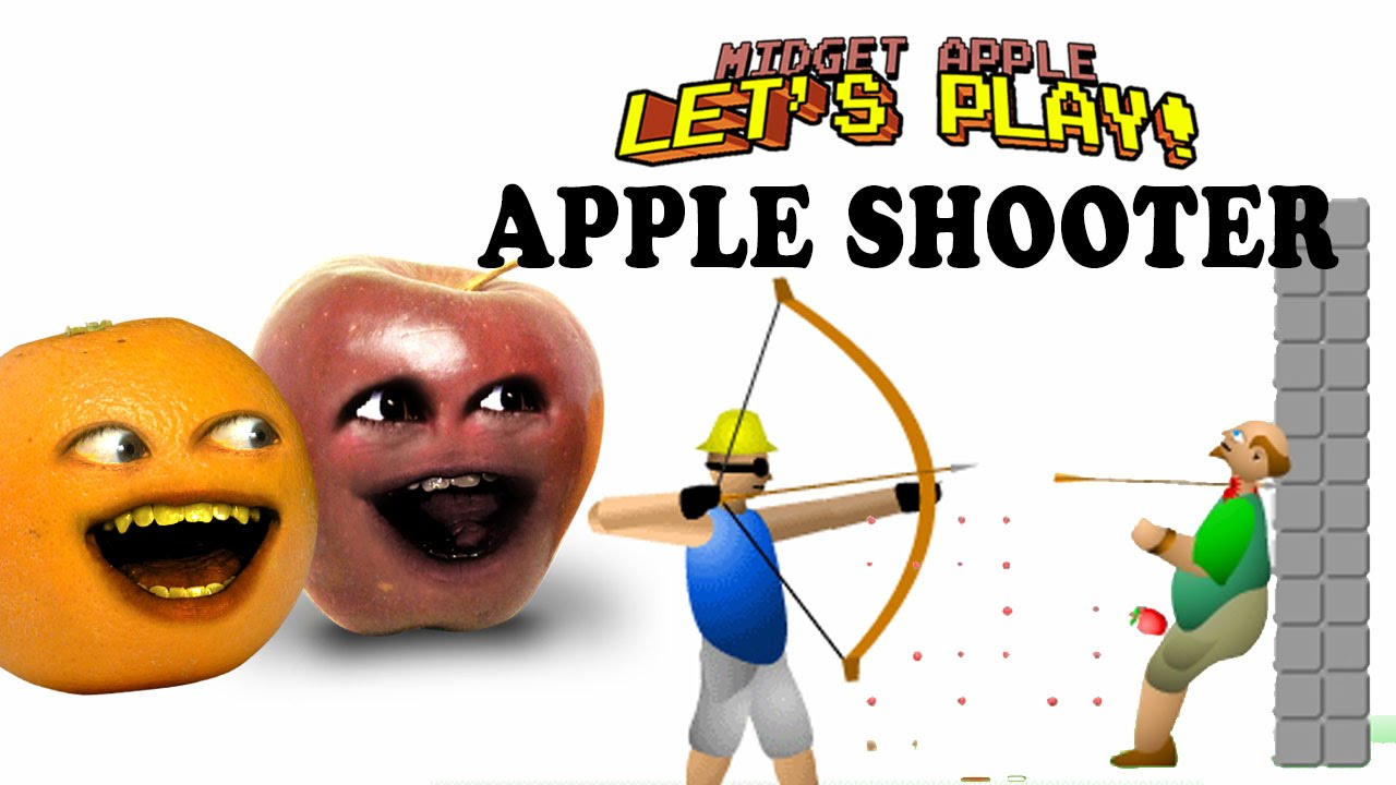 midget apple apple shooter ft annoying orange youtube