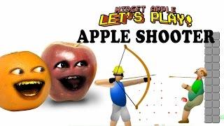 Midget Apple - Apple Shooter (ft. Annoying Orange)