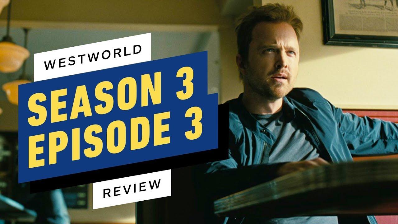 Download Westworld: Season 3, Episode 3 Review