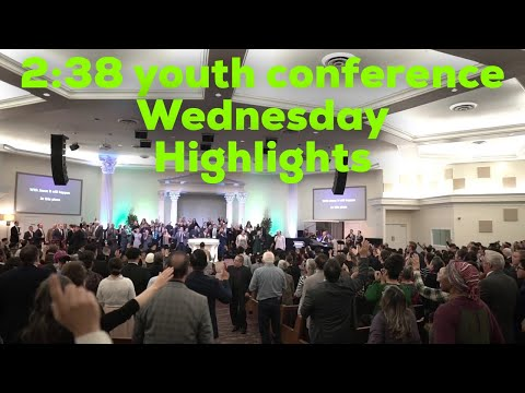 238 CONFERENCE || WEDNESDAY HIGHLIGHTS