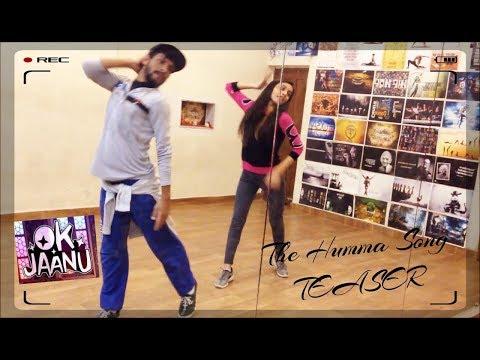 Humma Humma Dance Performance | Teaser | OK Jaanu | Aditya roy kapur | Jazz Choreography