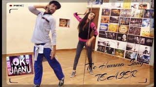 Humma Humma Dance Performance | OK Jaanu | Shraddha kapoor | Aditya roy kapur | Jazz Choreography