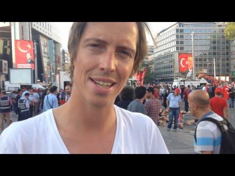 """Bericht aus Ankara: """"Die Stimmung ist aggressiv und gereizt"""""""