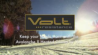 Avalanche X Heated Gloves by Volt