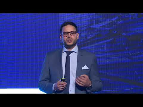 WORLD BLOCKCHAIN FORUM DUBAI - KHALID MALIKI - TYKN