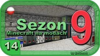 MineCraft Sezon 9 - #14 - Paliwo rakietowe i przydatnosc cropow