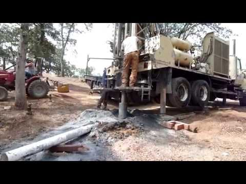 Drilling a Primary Water Well