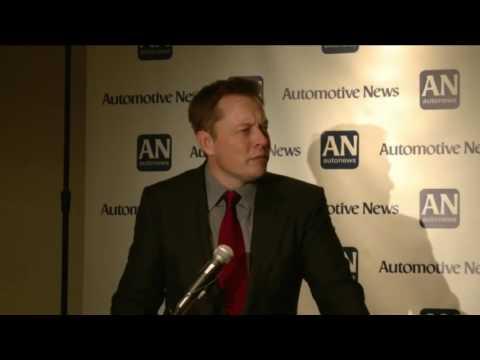 Elon Musk Speech on why Hydrogen fuel cell is dumb