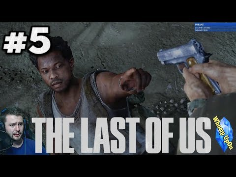 Final Fantasy Peasant Plays The Last Of Us (Gameplay Reaction)- Meeting Sam & Henry