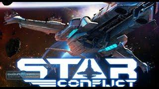 Видео обзор игр №1: Star Conflict от Gaijin