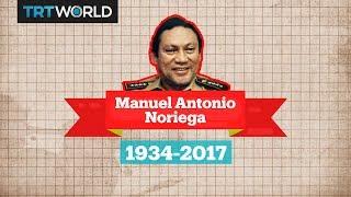 A look at the life of Panama's Manuel Noriega