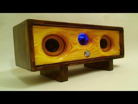 #diy #woodspeaker #birthdaygift #woodbluetoothspeaker  DIY  Wood Bluetooth Speaker