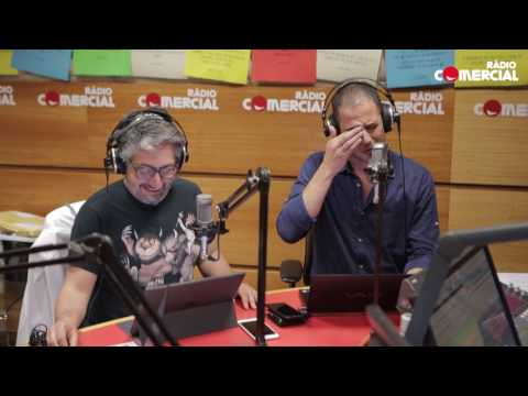 Rádio Comercial - Mixórdia de Temáticas - Comungar dilata a pupila