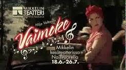 Mikkelin kesäteatteri 2013, Vaimoke - TV-mainos 15sek