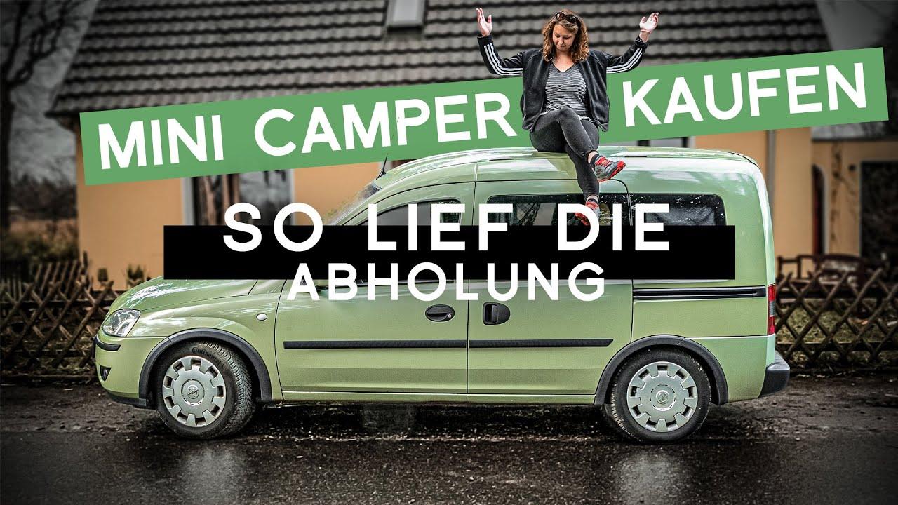 Hochdachkombi wird Wohnmobil: Ich kaufe einen Opel Combo C + baue ihn  selbst um zum Mini Camper Van