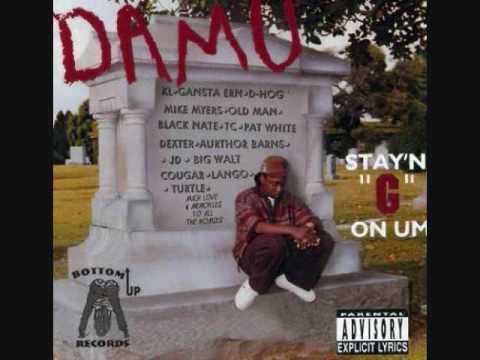 DAMU - Stay'N