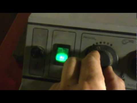 ATMOS boiler with timerelay