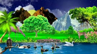 Nature beautifull Video editing in kinemaster  PNG Image and Green Screen video Affect video editi
