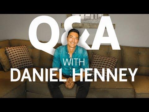 Q&A  August 2018  Daniel Henney