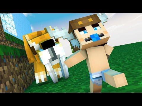 Minecraft Daycare - ZOO FIELD TRIP!