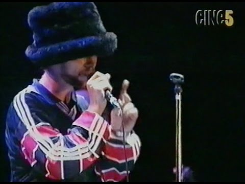Jamiroquai - Ferrocarril Oeste Stadium, Buenos Aires, Argentina, October 18th 1997 (Version 2)
