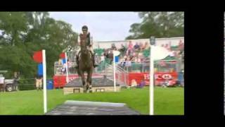 Mark Todd - Cross - Burghley 2010