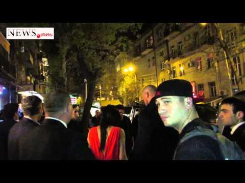 Kardashian Sisters At Malkhas Jazz Club In Yerevan