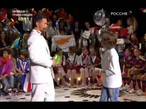 Junior Eurovision 2009 FINAL Детское Евровидение 2009 финал